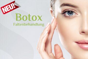 Botox-Behandlung