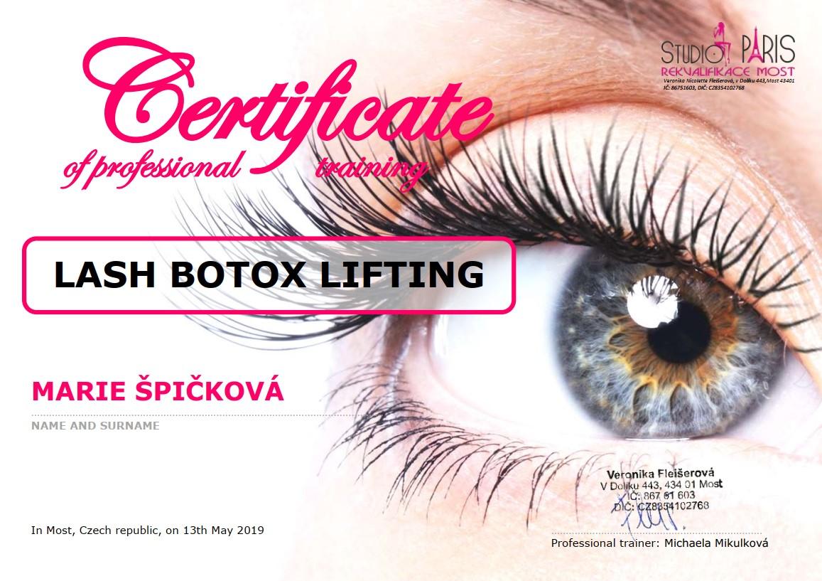 zertifikat-lash-botox